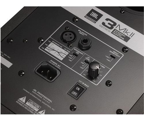monitor de estudio activo jbl 305p mkii - envíos + cuotas