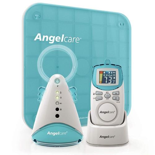 monitor de movimiento y sonido para bebé