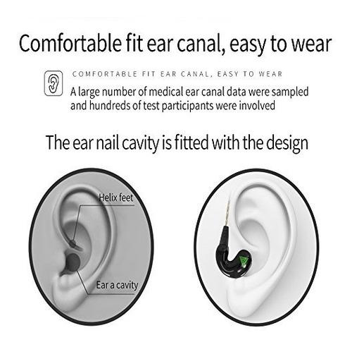 monitor de oído original hybrid pro hd hybrid pro auricular