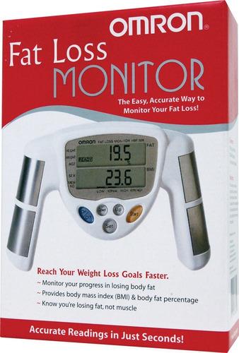monitor de pérdida de grasa omron hbf-306int