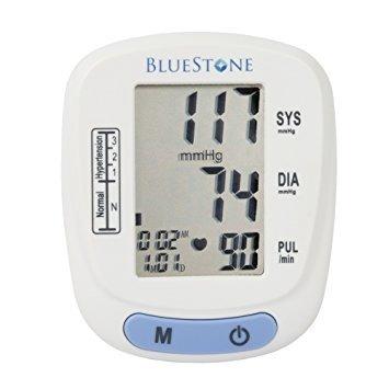 Monitor De Presión Arterial Automático Bluestone - $ 1,019..