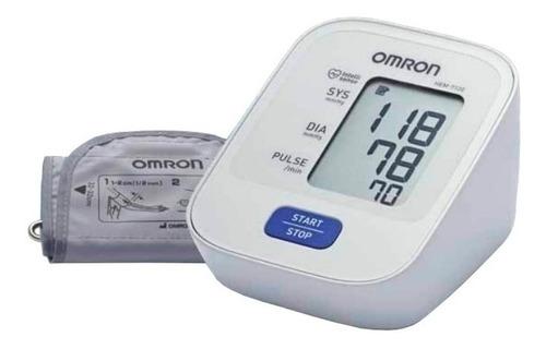 monitor de presion arterial de brazo omron hem-7120