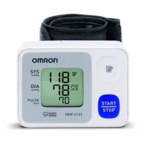 Monitor De Presión Arterial Omron Hem-6123 Automatico