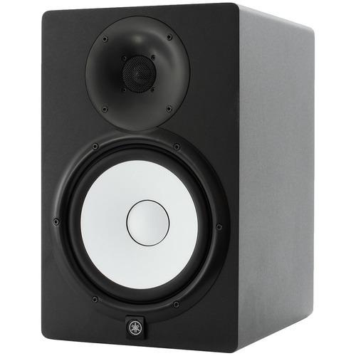 monitor de referência 120w preto hs 8 - yamaha