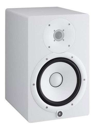 monitor de referência estúdio yamaha hs5 unidade 110v branco