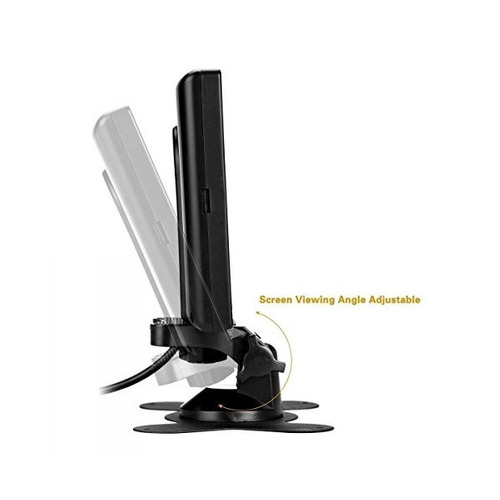 monitor de vigilancia hikity monitor de 7 pulgadas mini pc d