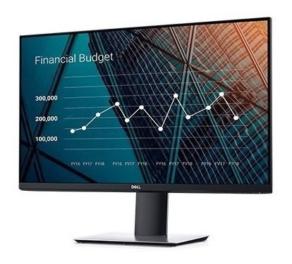 monitor dell 27 p2719h, led backlit