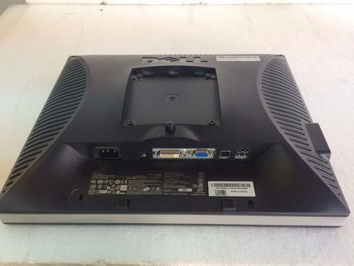 monitor dell de 17  lcd clase a poco uso
