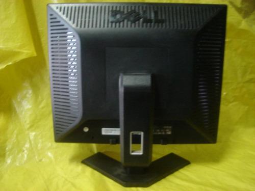 monitor dell - lcd - 17  - pouco uso - sem acessorios - ok