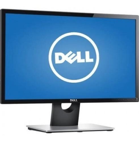 monitor dell led delgada full hd 1080p vga ips 22 pulgadas