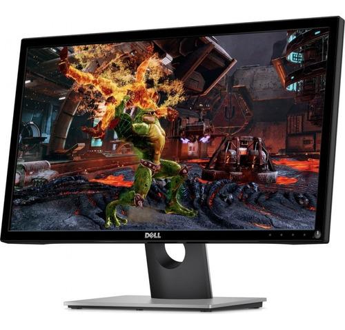 monitor dell se2417hg gaming 23.6  full hd/ vga/ hdmi