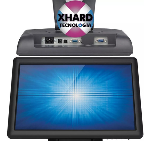 monitor elo touch screen 1509 tactil 15.6 pulgadas factura a