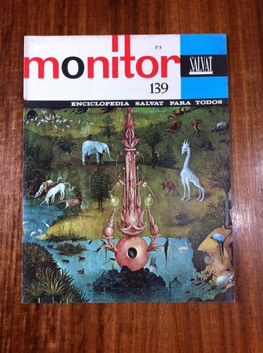 monitor - fascículo nº 139 - colección salvat