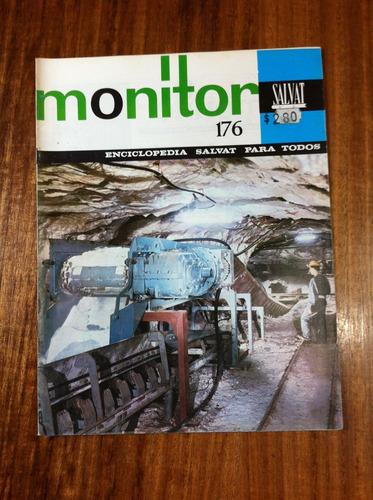 monitor - fascículo nº 176 - colección salvat