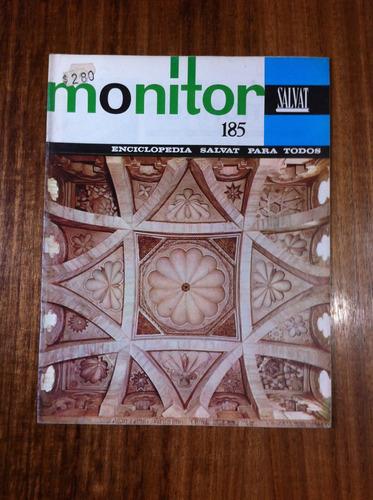 monitor - fascículo nº 185 - colección salvat