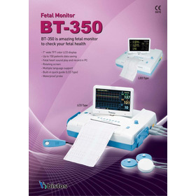 Monitor Fetal Bistos Bt-350 Led