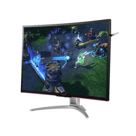 Monitor Gamer  Aoc Ag322fcx/75 31.5   Wide Vga Dvi Hdmi Dp