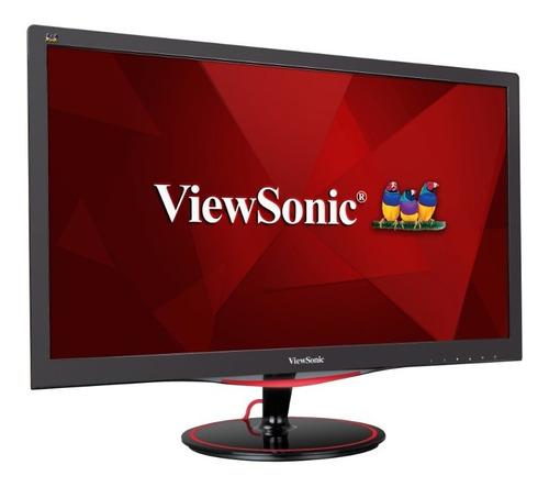monitor gamer 144hz viewsonic 24 fullhd 1ms freesync gsync