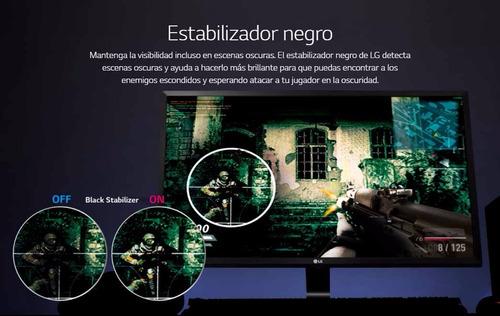 monitor gamer 24 pulgadas lg 24mp59g-p full hd ips hdmi 1ms