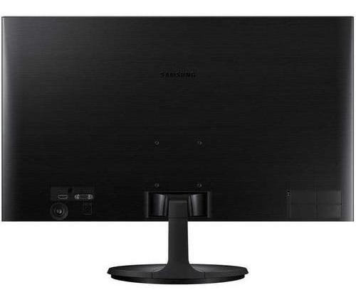 monitor gamer 24' samsung s24f350fh full hd super slim hdmi