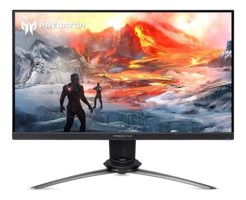 monitor gamer acer predator xn253q pbmiprzx 24.5-in full hd