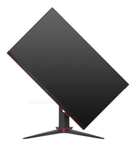 monitor gamer aoc hero 27 ips dp freesync, 144hz 1ms 27g2\bk