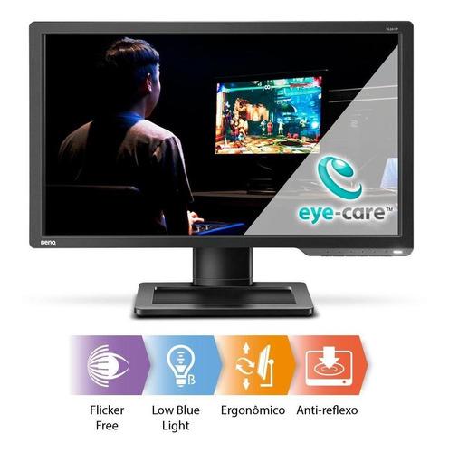 monitor gamer benq zowie xl2411p 24 144hz 1ms d-port