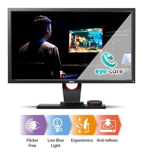 monitor gamer benq zowie xl2430 24 144hz 1ms full hd