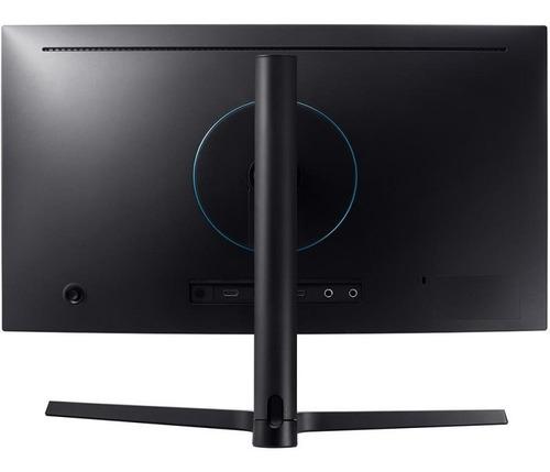 monitor gamer curvo qled samsung 24 lc24fg73fqlxzd 1ms 144hz