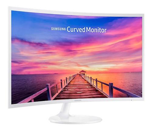 monitor gamer curvo samsung 32 pulgadas slim lc32f391fwlxzx