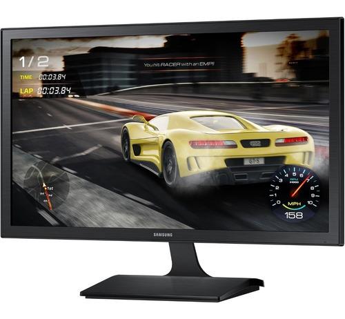 monitor gamer led 27  full hd hdmi 1ms 75hz samsung ls27e332