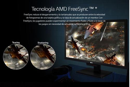 monitor gamer lg 24gm79g 24' 1ms 144hz amd freesync hdmi dp