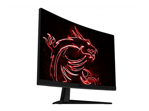 monitor gamer msi 27´´ curvo full hd serie g optix g27c5