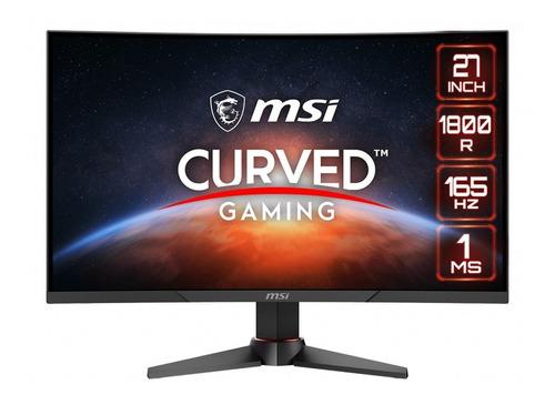 monitor gamer msi 27´´ full hd 1920x1080 mag270vc2