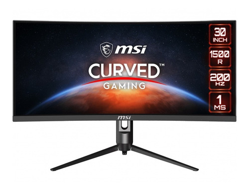 monitor gamer msi 30´´ wfhd 2560x1080 optix mag301cr