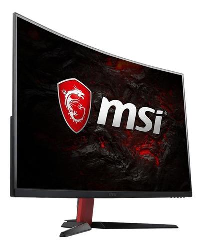 monitor gamer msi 31,5´´ full hd 1920x1080 optix ag32c