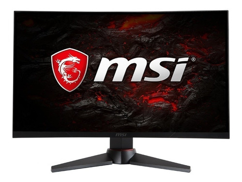 monitor gamer msi mag24c 144hz 1ms curvo 178° 24 sin marco