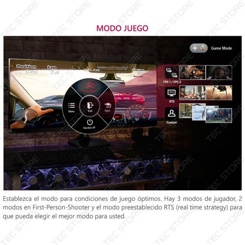 monitor gaming gamer led lg 25'' ultrawide 2560x1080 hdmi