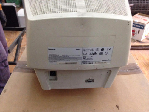 monitor gateway vx920 partes