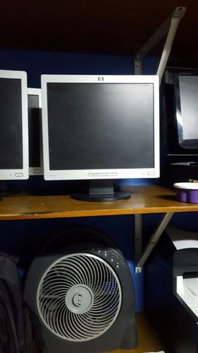 monitor hewlett packerd 17  usado 100 % ok tengo cantidad