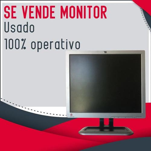monitor hp 17 pulgadas modelo l1710
