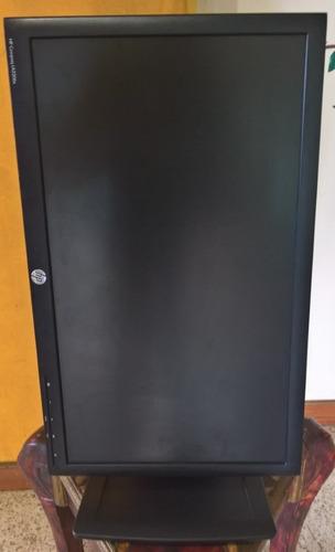 monitor hp compaq la2006x  con retroalimentación led