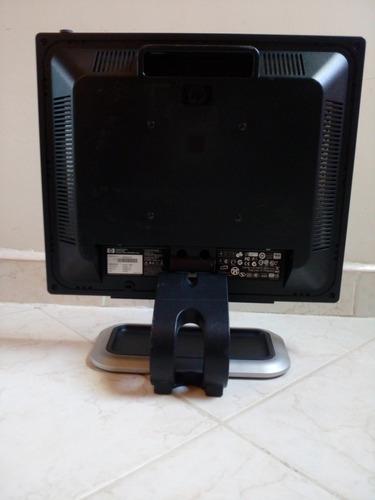 monitor hp de 17 puldadas