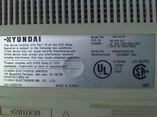 monitor hyundai de 11 pulgadas la pantalla