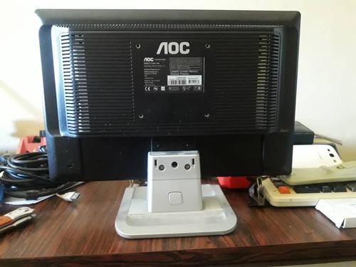 monitor lcd aoc de 15 pulgadas
