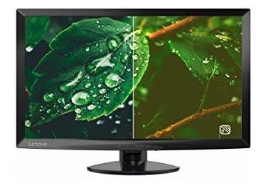 monitor lcd con retroiluminación led de 23.6 plg lenovo c24