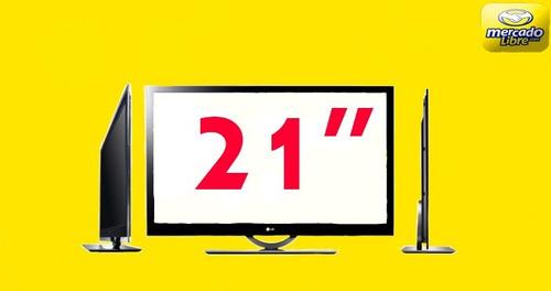 monitor lcd de 21 pulgadas varias marcas.