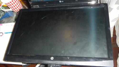 monitor  lcd hp v194b2 tela quebrada