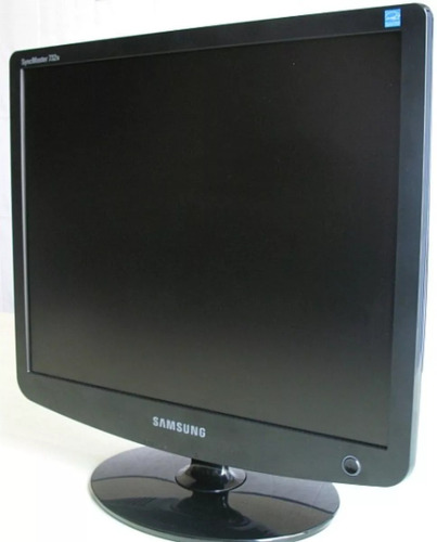 monitor lcd samsung syncmaster 732n plus excelente impecable