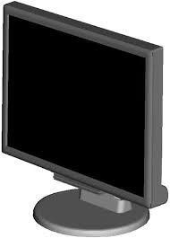 monitor lcd touch marca nec, clase a rockola, punto de venta